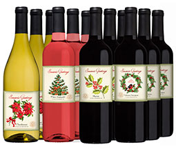 M55010-850 VWE Holiday 12-btl set Variety