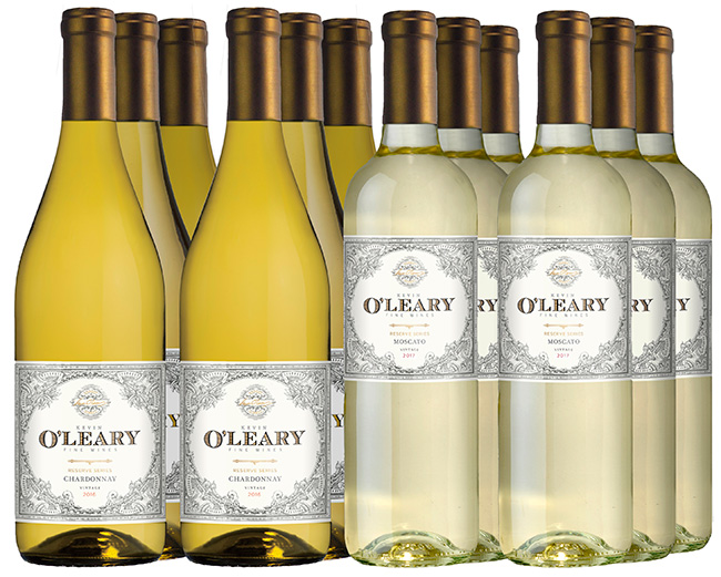 M58365-850 O'Leary Spring Reserve 12-btl All White