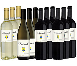 M55737-850 Bertinelli Estates 12-bottle Variety