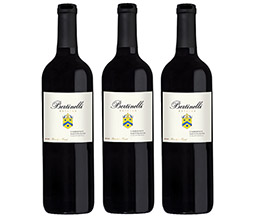 M55731-850 Bertinelli Estates 3-bottle Cabernet Sauvignon