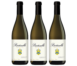 M55731-848 Bertinelli Estates 3-bottle Chardonnay