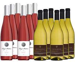 M55571-848 VWE Harvest 12-bottle All White Wine Set