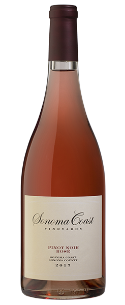 2017 SCV Rose of Pinot Noir, Sonoma County, 750ml