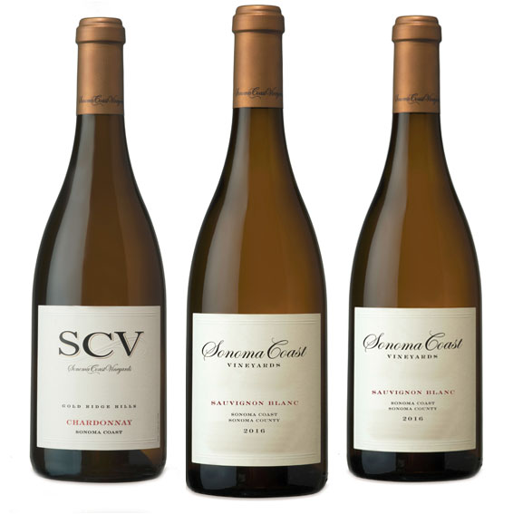 SCV Wine Club - Quarterly 6-Bottle - White Introductory