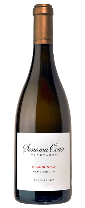 2016 SCV Chardonnay, Gold Ridge Hills, 750ml