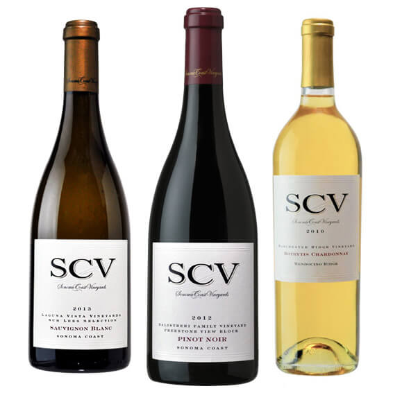SCV Three Bottles