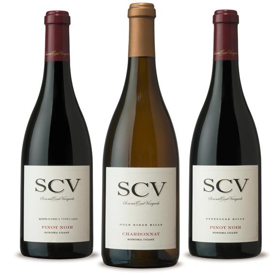 Wine Club Bottle Shots